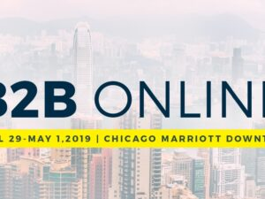 Pivotree announces sponsorship and speaking engagement at B2B Online 2019